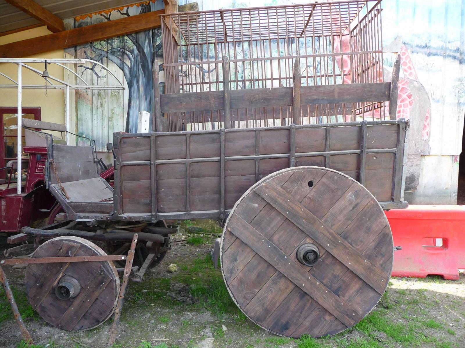 chariot gaulois attelages kesteloot. Black Bedroom Furniture Sets. Home Design Ideas